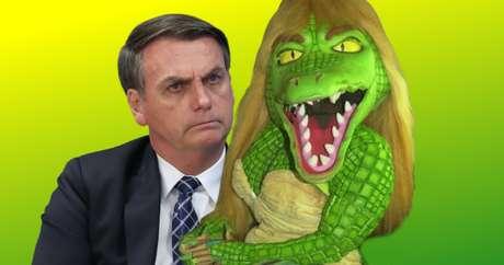 Comparação sarcástica de Bolsonaro com a maléfica e atrapalhada Cuca fez rir a âncora do 'Em Ponto' Julia Duailibi