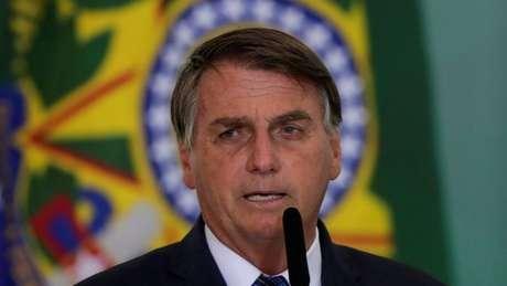 Bolsonaro vem sendo criticado por combate à pandemia de covid-19