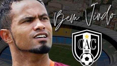 Goleiro Bruno chegou a ser anunciado pelo Atlético Carioca, mas acordo foi desfeito em seguida
