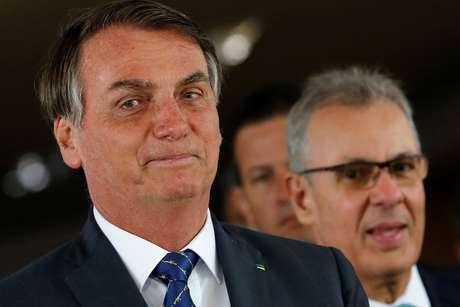 Presidente Jair Bolsonaro  15/01/2020 REUTERS/Adriano Machado