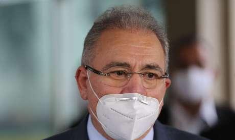 Marcelo Queiroga assumiu o Ministério da Saúde