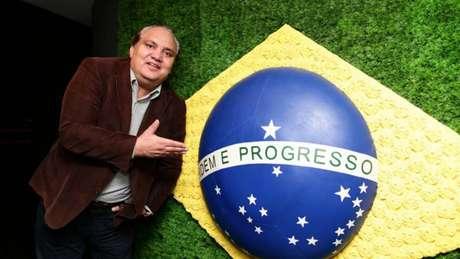 Branco atualmente é coordenador das categorias de base da Seleção (Lucas Figueiredo/CBF)