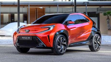 Toyota Aygo X Prologue: visão da montadora japonesa para os carros urbanos.