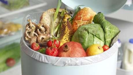 Maior parte do desperdício de alimentos - equivalente a 61% - vem das famílias