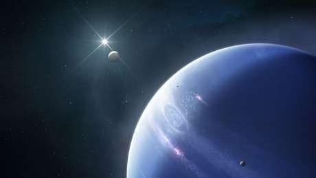 Netuno é o planeta mais distante que conhecemos dentro do Sistema Solar, mas pode haver outros além do Cinturão de Kuiper
