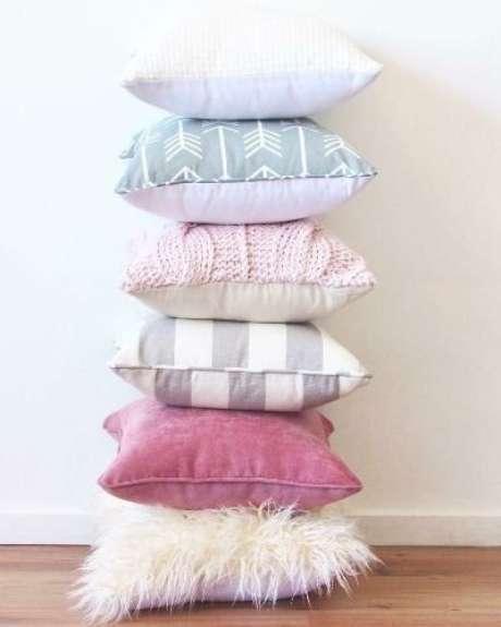 34. Tecido para almofada de cores diferentes – Foto Amazon