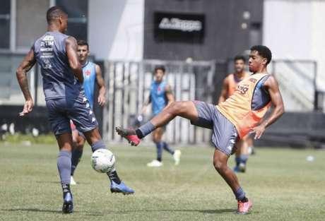 Vasco seguirá com treinamentos, apesar da não realização de jogos na capital do estado (Foto: Rafael Ribeiro/Vasco)