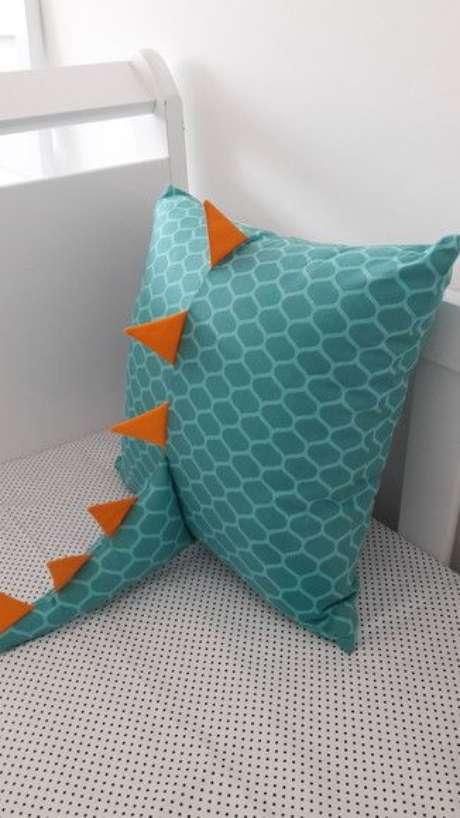 36. Tecido para almofada de quarto infantil – Foto Elo7