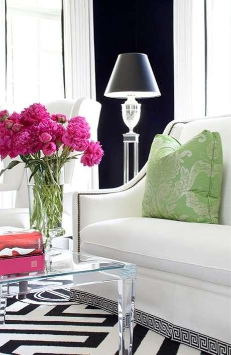 52. Tecido para almofada verde – Foto Pinteret