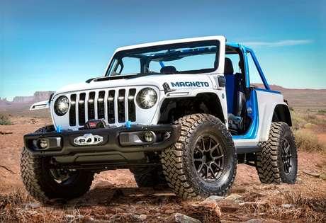 Jeep Magneto.