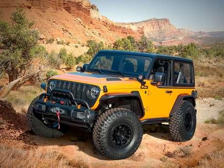 Jeep Orange Peelz.