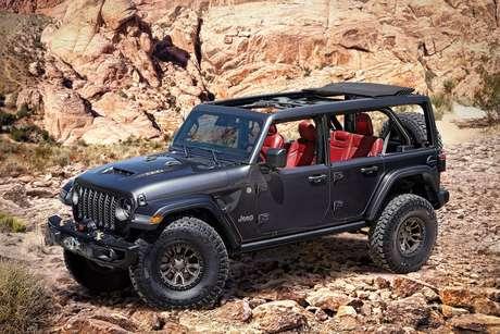 Jeep Wrangler 392.