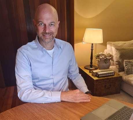 Fred Wagner, sócio-fundador emembro do Conselho de Administração da Track & Field.