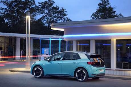 Volkswagen ID.3: por enquanto, o hatch elétrico está fora dos planos para o Brasil.