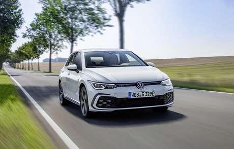 Novo Golf GTE: nova geração seria bem-vinda como produto, mas o mercado de hatches médios dificulta seu sucesso.