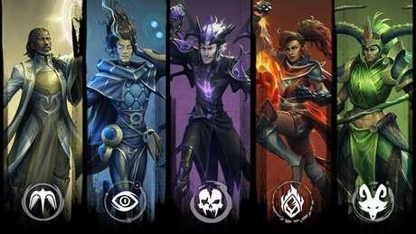 Magic: Legends já está em Open Beta no PC