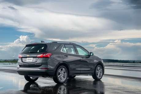 Chevrolet Equinox tem porta-malas de 468 litros e oferece um conceito americano.