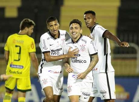 Mosquito fez o gol da vitória contra o Mirassol, em jogo realizado em Volta Redonda