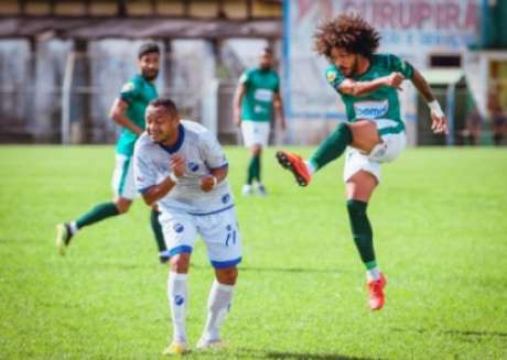 Manaus, na última segunda-feira, bateu o Penarol por 2 a 1, pelo Amazonense (Ismael Monteiro / Manaus FC)