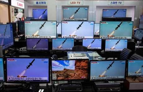 Coreia do Norte fez dois testes de mísseis em menos de uma semana