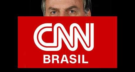 Bolsonaro sempre viu a CNN Brasil como neutra e concedeu entrevistas ao canal