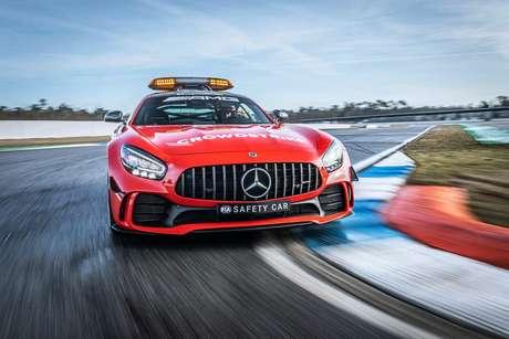 Mercedes-AMG GT R deve participar de 11 etapas da temporada 2021.