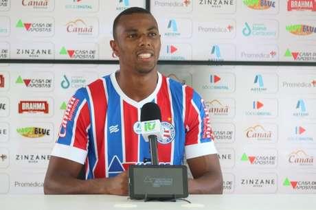 Zagueiro tem no currículo seis temporadas em que defendeu a Chape (Antônio Muniz/EC Bahia)