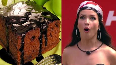 Deixe o seu dia mais doce com um bolo de chocolate