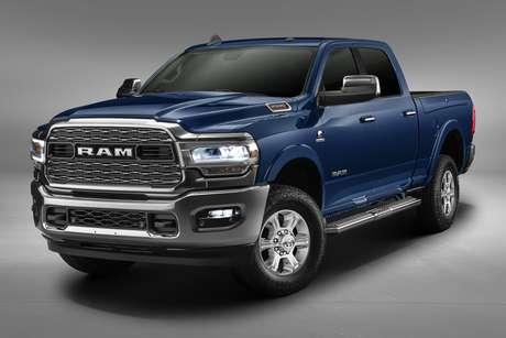 Ram 2500 Laramie é vendida em versão única com preço sugerido de R$ 397.990.