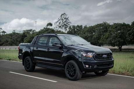 Nova Ranger Black chega com preço de R$ 179.900.