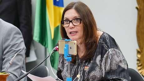 Após o caso, a deputada Bia Kicis foi acusada de fomentar uma rebelião entre os policiais militares da Bahia