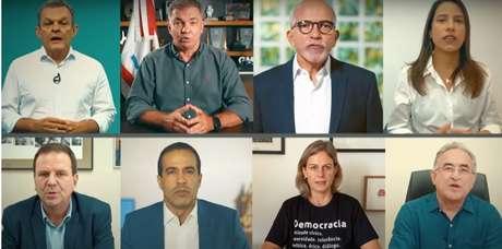 Em vídeo dramático, prefeitos pedem ajuda internacional para combater pandemia de covid-19