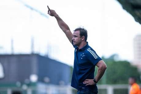 Conceição terá desfalques e opções para montar a equipe da Raposa-(Bruno Haddad/Cruzeiro)