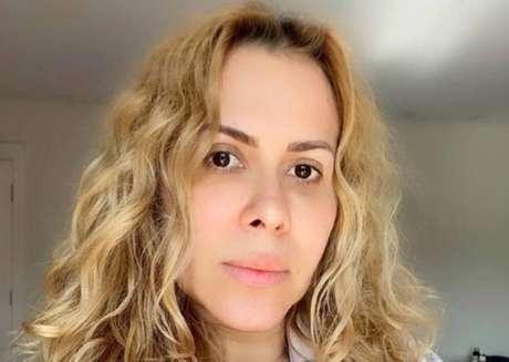 A cantora Joelma teve covid-19 em julho de 2020