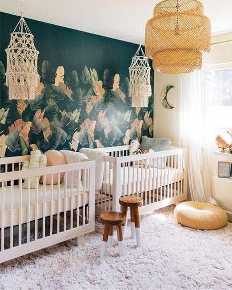 33. Lustre infantil rustico – Foto Casa Vogue