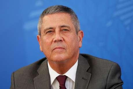 General da reserva Braga Netto, que assumiu o Ministério da Defesa 03/04/2020 REUTERS/Adriano Machado