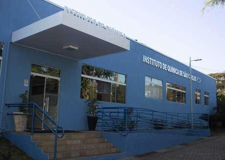 Instituto de Química de São Carlos, da USP.