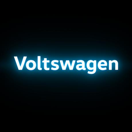 Voltswagen: um novo nome para uma nova era de mobilidade elétrica e eletrônica.