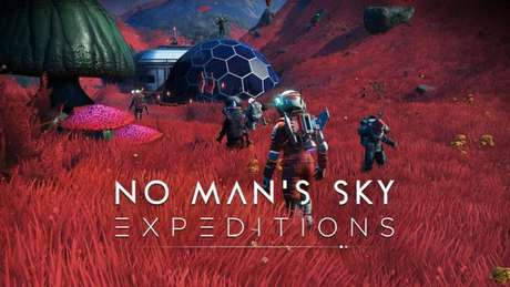 No Man's Sky Expeditions