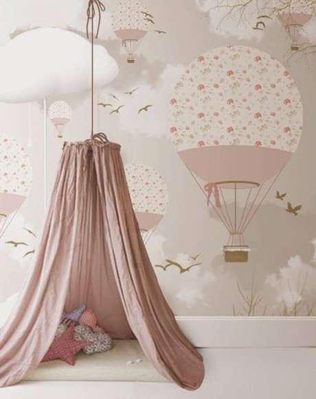 29. Papel de parede rosa pastel Foto Just Real Moms