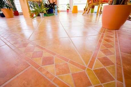 1. A cerâmica é um tipo de piso clássico, versátil e cheio de charme.