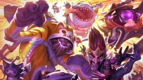 Como jogar League of Legends: Wild Rift
