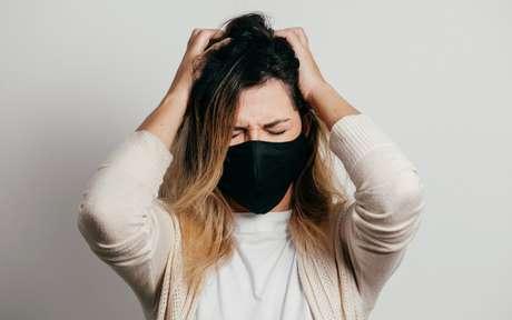 Pandemia ajuda no aumento do estresse e de peso da população