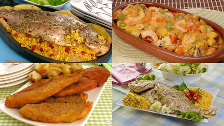 Peixes que substituem o bacalhau no feriado da Páscoa