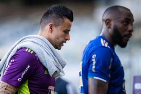 Fábio diz que já perdeu as contas de quantos pênaltis ele defendeu pelo Cruzeiro-(Bruno Haddad/Cruzeiro)