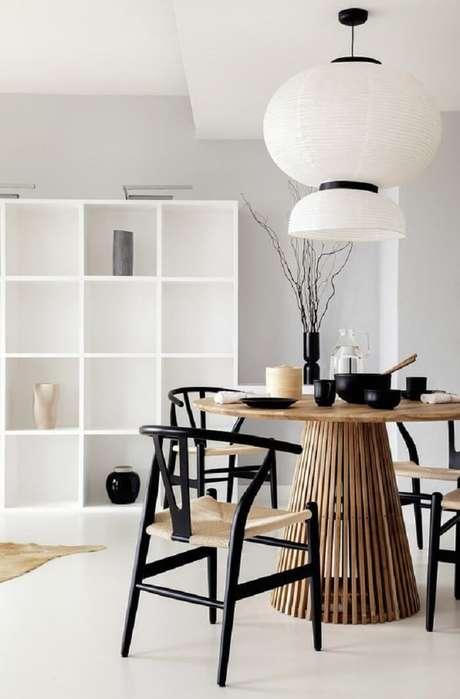 3. O estilo japandi desperta um novo olhar na decoração do ambiente. Fonte: Pinterest