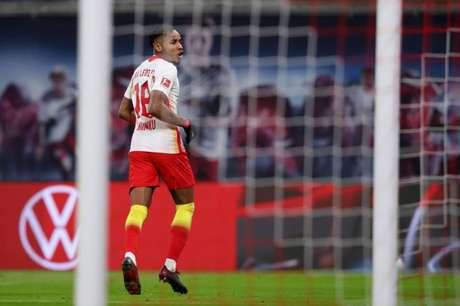 Nkunku pode ser reforço do Arsenal na próxima temporada (Foto: Ronny HARTMANN / AFP)