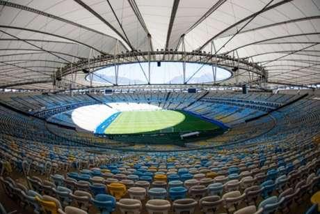 Maracanã poderá receber partidas novamente a partir do dia 9 (Foto: ALEXANDRE VIDAL/FLAMENGO)
