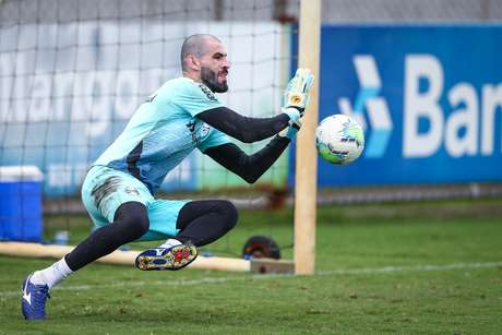 Vanderlei teve o contrato com o Grêmio rescindido
