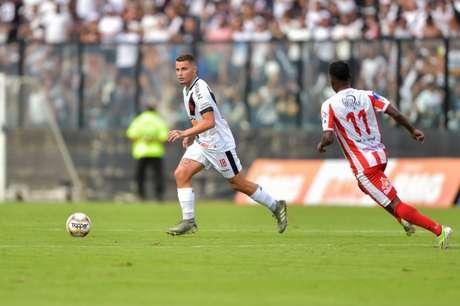 Vasco e Bangu empataram por 0 a 0 na estreia do Campeonato Carioca 2020 (Thiago Ribeiro)
